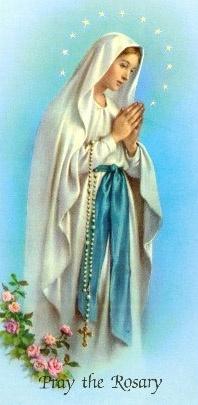 pray rosary