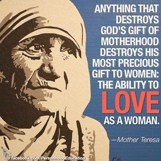 gift of motherhood