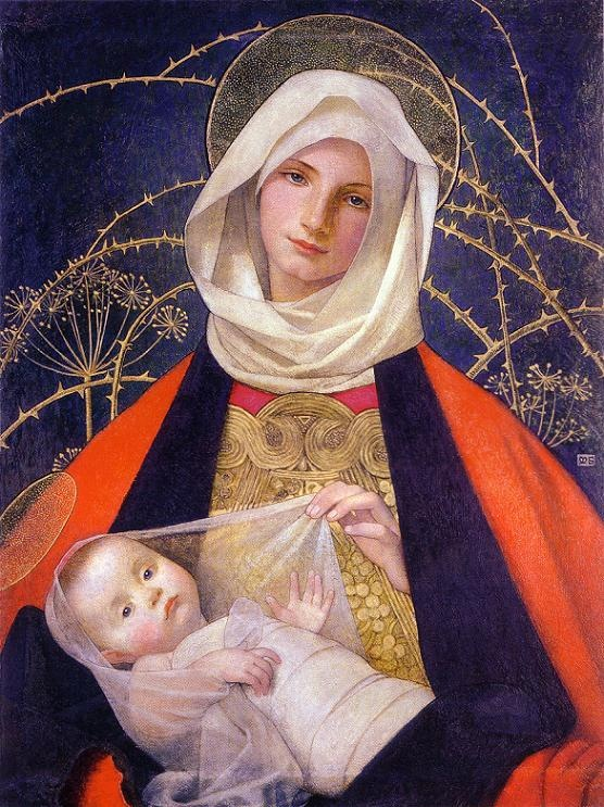 mary and Jesus4