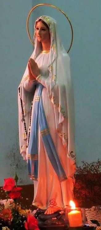 Lourdes Our Lady