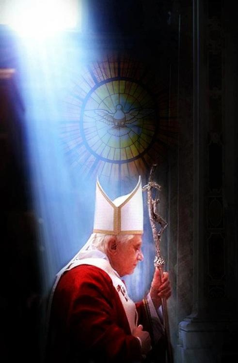 benedict the xvi birthday