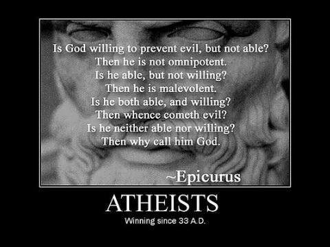 atheists meme