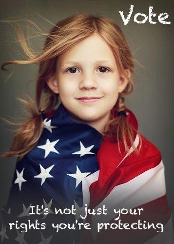 vote for your grandkids