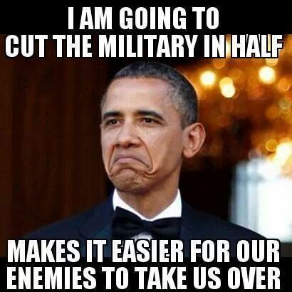 cut the miliatry