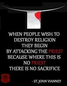 destroy religion