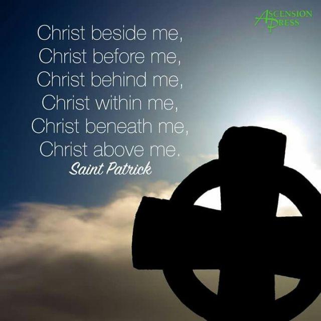 prayer of ST Patrick