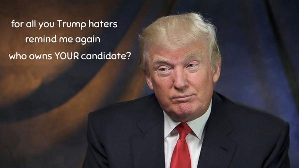 4 all you trump haters