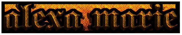 Cool Text alexa marie 141123150448357