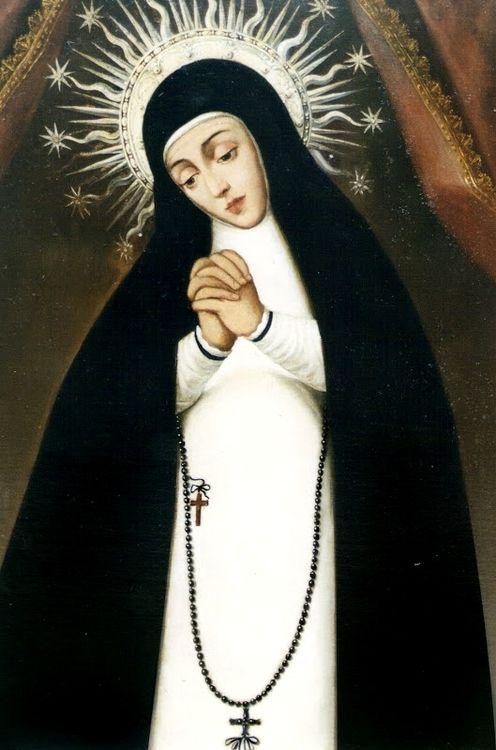 rosary  and Mary