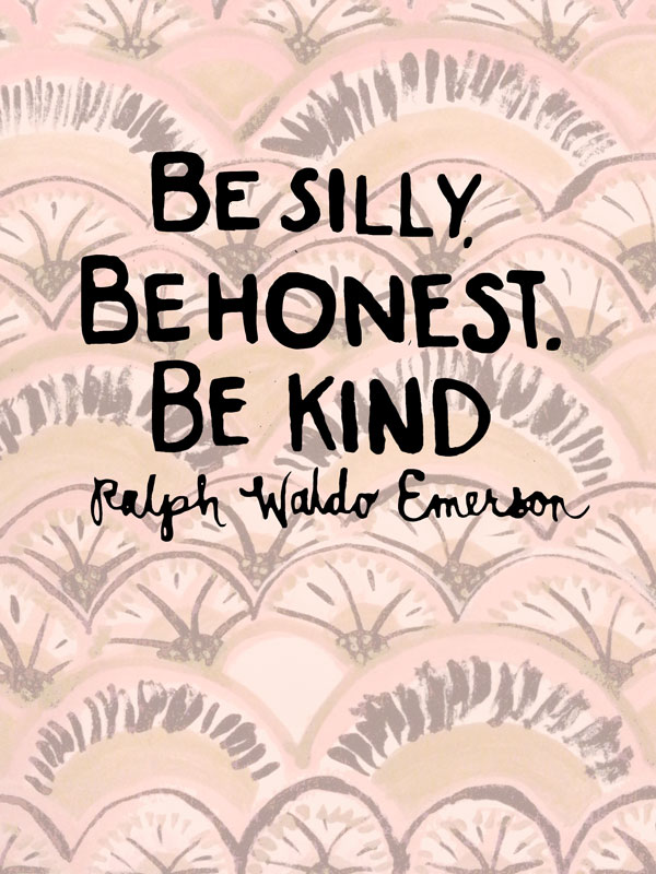 be-silly-emerson