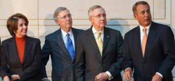 house senate leadership boehner pelosi reid mcconnell