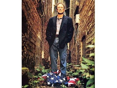 bill-ayers-stomps-flag – Trump:The American Years