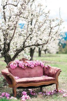 restful pink