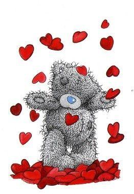 tatty bearhearts