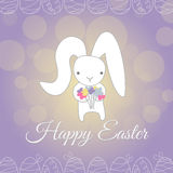 cute-white-easter-bunny-spring-flower-brings-bouquet-lilac-background-68703253