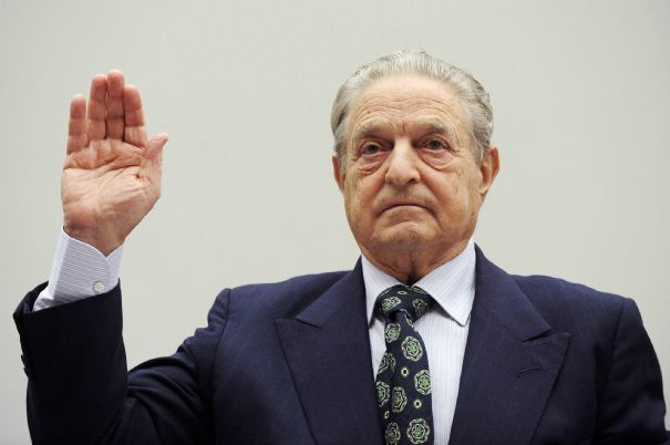 Image result for PHOTOS OF GEORGE SOROS